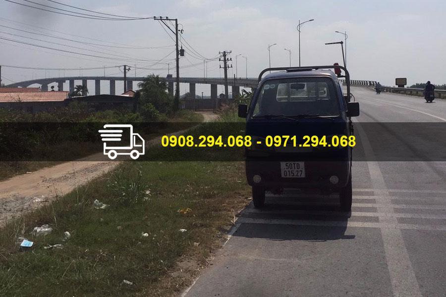 Xe ba gác quận Bình Thạnh nhận chở thuê giá rẻ, chất lượng tốt, an toàn