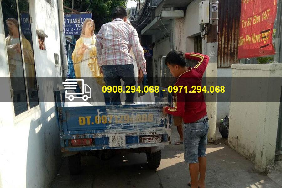 Xe ba  gác quận 2 địa chỉ tin cậy trong vận chuyển hàng hóa