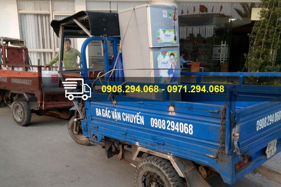 Xe ba gác quận Tân Bình có nhiều ưu điểm để trở thành sự lựa chọn hoàn hảo cho khách hàng